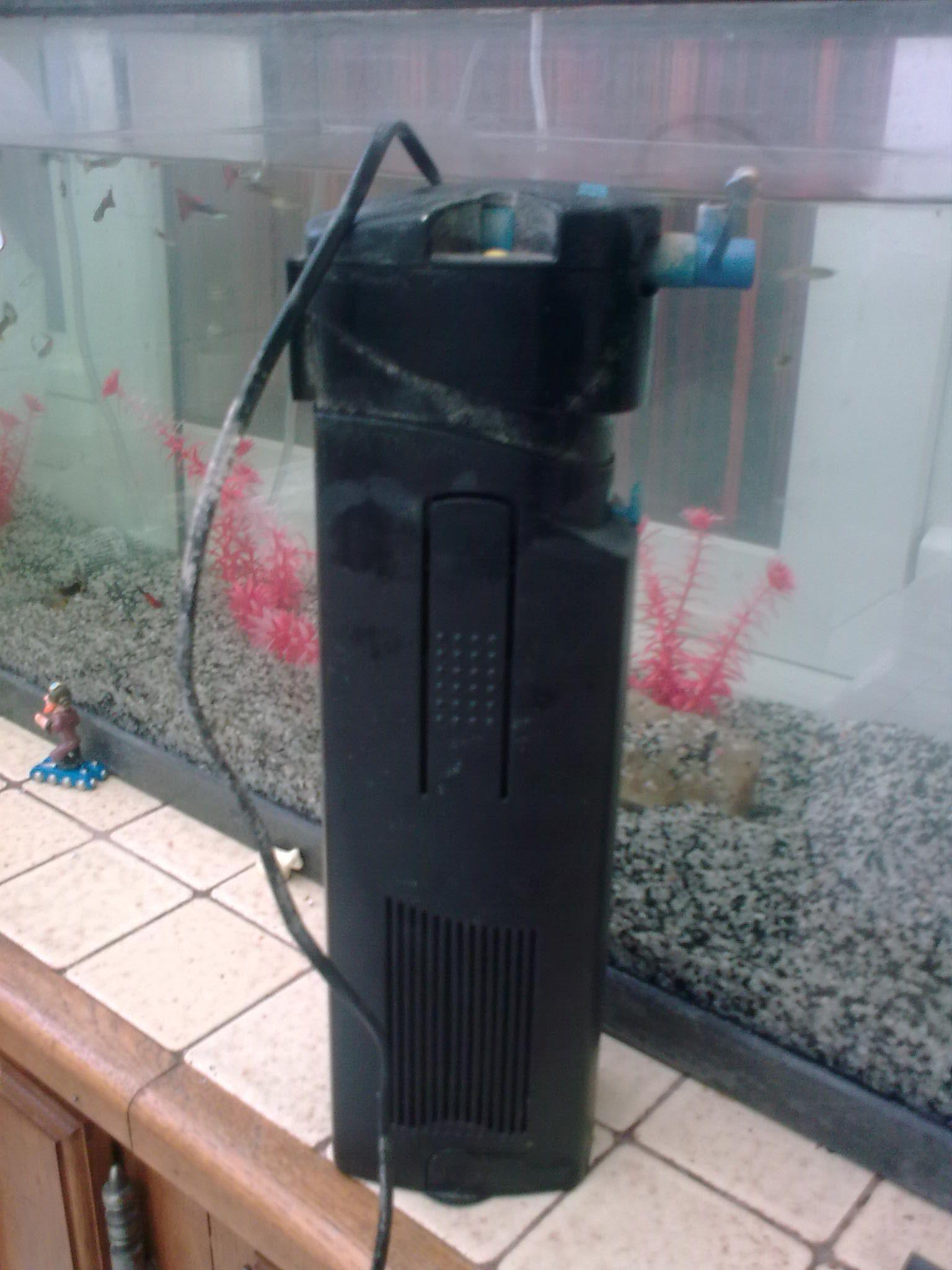 pompe aquarium